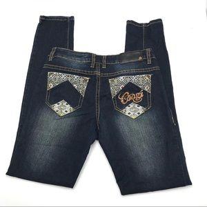 COOGI Skinny Jeans, Size 7/8, EUC